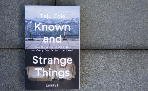 Known and Strange Things by Teju Cole (Emily Bogle/NPR)