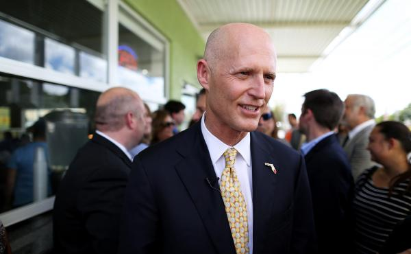 Once a proponent of Medicaid's expansion under the Affordable Care Act, Florida Gov. Rick Scott is now trying to pressure Florida's Senate to abandon its support of expansion.