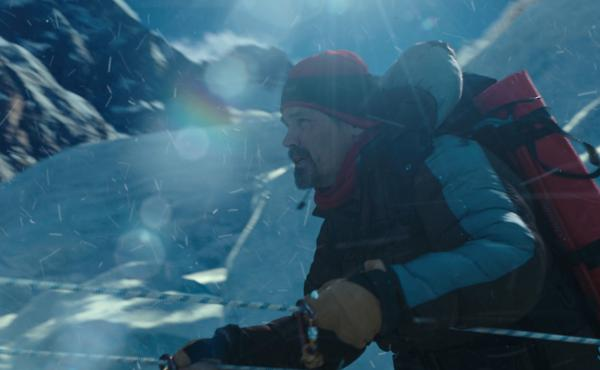 The new 3-D IMAX film Everest recounts a 1996 mountaineering disaster that claimed the lives of eight people. In it, Josh Brolin plays Beck Weathers, a Texan climber who was left for dead on the mountain.
