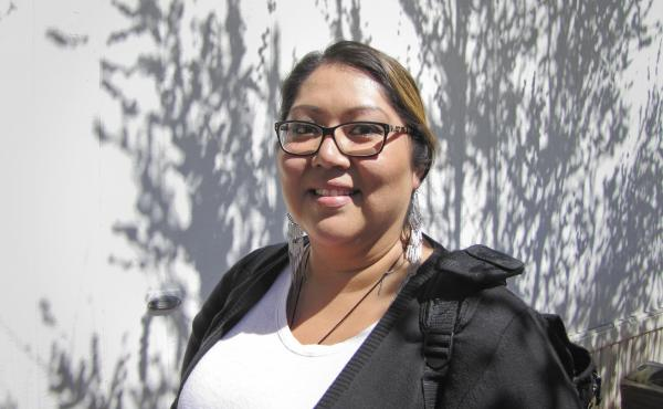 Maria Welch is a researcher studying the impact of uranium mining on Navajo families today. She also has a personal interest: Both her parents grew up next to mines.