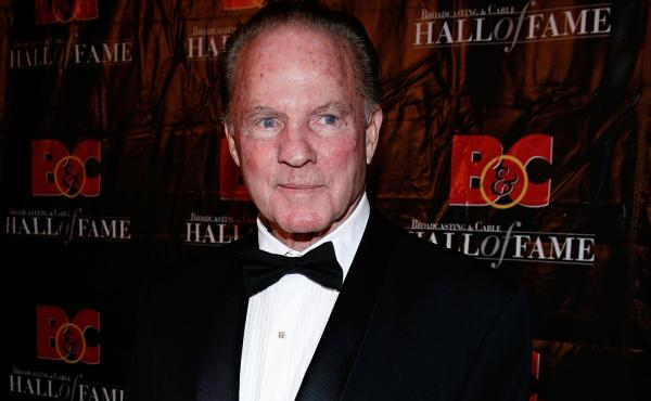 Frank Gifford attends the 19th Annual Broadcasting & Cable Hall of Fame Awards on Oct. 20, 2009, at The Waldorf-Astoria in New York City.