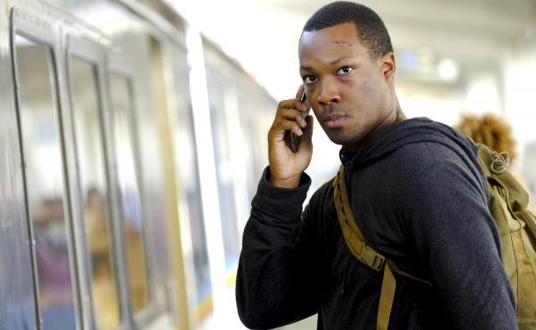 Corey Hawkins plays former U.S. Army Ranger Eric Carter in Fox's 24: Legacy.