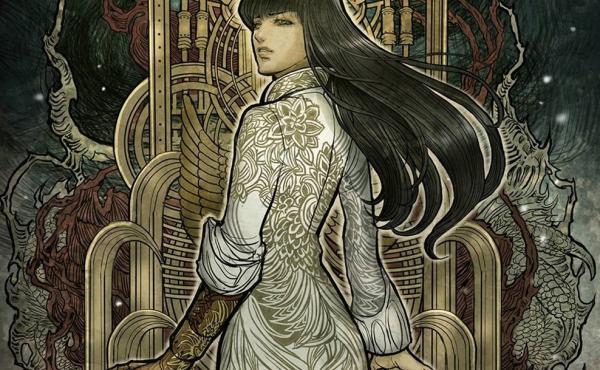 The Monstress: Awakening