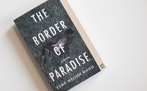 BORDER OF PARADISE book cover