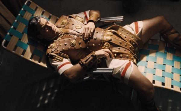 """George Clooney as Baird Whitlock in 'Hail, Caesar!"""""""