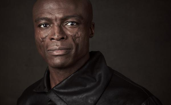 """""""It is a huge production and it is a lot of pressure,"""" Seal says of The Passion, """"but that's what we crave as artists."""""""