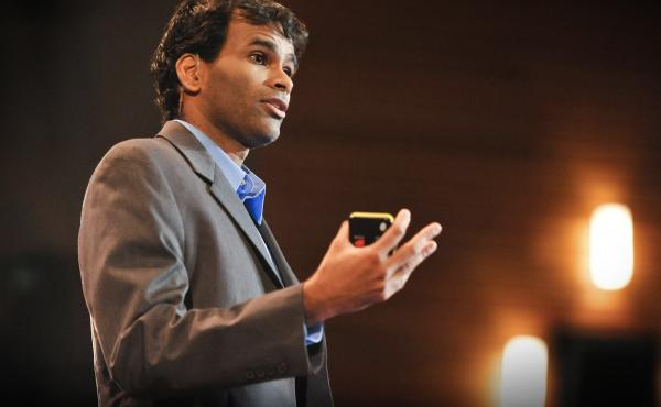 """""""We're on the verge of a whole new social science. It's a social science that recognizes...the complexity of the human mind."""" - Sendhil Mullainathan"""
