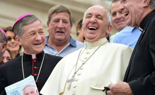 Everybody loves Francis. But not everybody agrees with him.