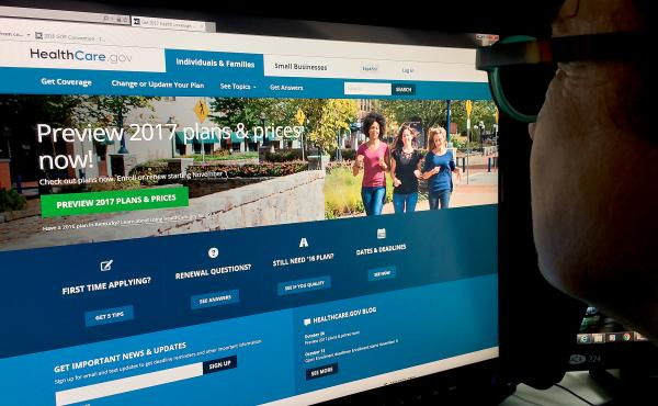 HealthCare.gov has already begun showcasing health plans and prices for 2017.
