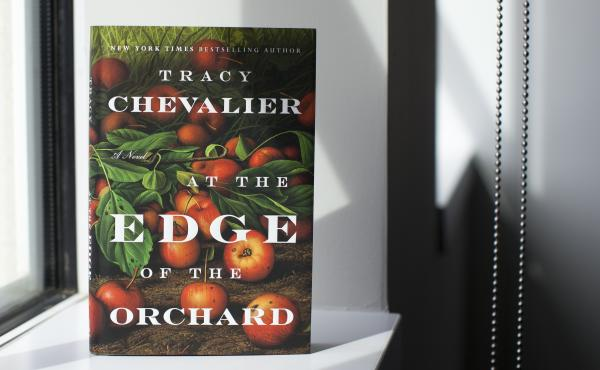 At The Edge of the Orchard book cover