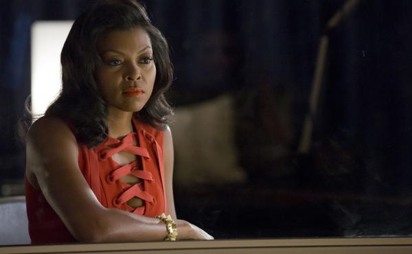 Taraji P. Henson plays family matriarch Cookie Lyon on Fox's Empire.