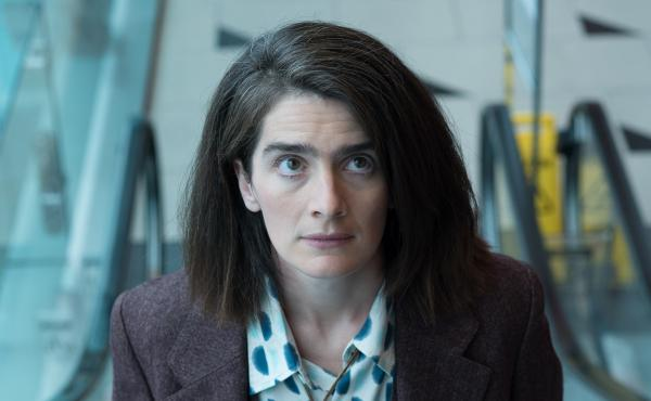 """Gaby Hoffmann plays Ali on the Amazon series Transparent. She says her character was """"lost in the woods of being lost"""" and is now working to become """"more focused."""""""