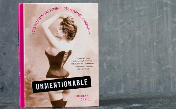 Unmentionable by Therese O'Neill (Raquel Zaldivar/NPR)
