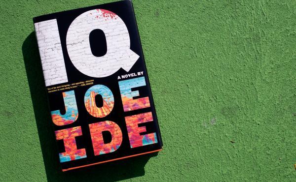 IQ by Joe Ide (Raquel Zaldivar/NPR)