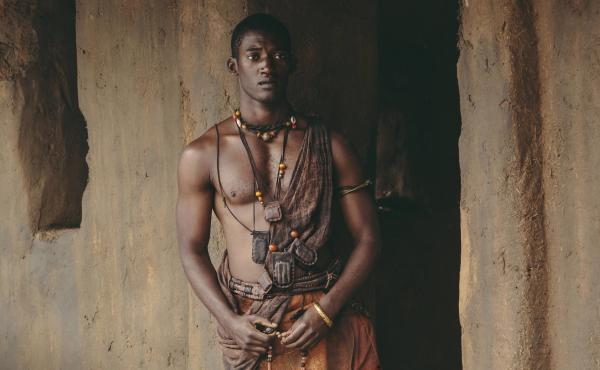 Malachi Kirby plays Kunta Kinte in the updated version of the miniseries Roots.