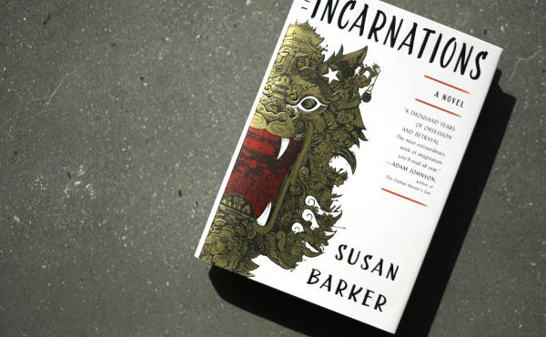 The Incarnations, by Susan Barker.