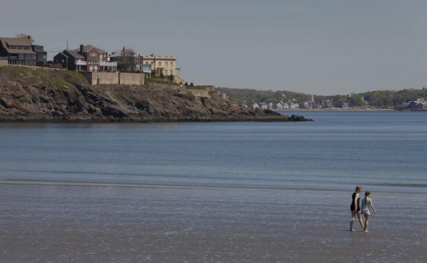 Nahant, Mass., is a rocky crescent-moon-shape piece of land that juts out into the Atlantic Ocean just north of Boston. In the era of climate change, residents are trying to figure out how to adapt to rising sea levels.
