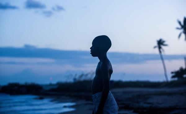 Alex R. Hibbert as Chiron, a young black man growing up gay in an impoverished part of Miami in Moonlight. The film is told with different actors playing Chiron at different stages of his life.