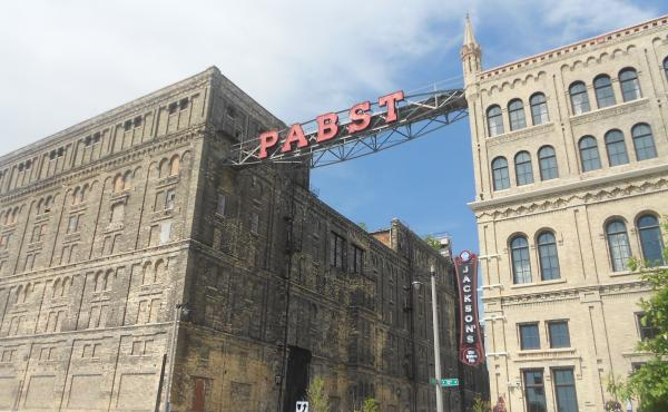 Pabst Blue Ribbon was founded in Milwaukee in 1844, where it remained until 1996. Now a hipster favorite, the old-timer is making its way home — back to the very same seven-block complex it left behind.