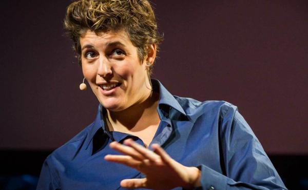 """""""It's almost a meditative practice. To think, 'What emotionally can I connect with?' """" — Sally Kohn"""