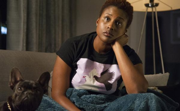 In Insecure, Issa Rae plays a character who's just an everyday woman — not a high-powered lawyer or music executive.