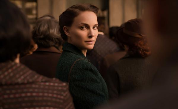 In the 10 years it took Natalie Portman to adapt Amos Oz's autobiographical novel, A Tale of Love and Darkness, she grew into the role of the lead character, Fania — the mother of young Amos, who has immigrated to Palestine from Eastern Europe.