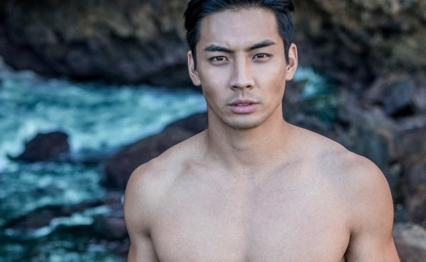 """Yoshi Sudarso stars in """"It's Asian Men!,"""" a film that counteracts stereotype by showcasing Asian-American men as romantic leads."""