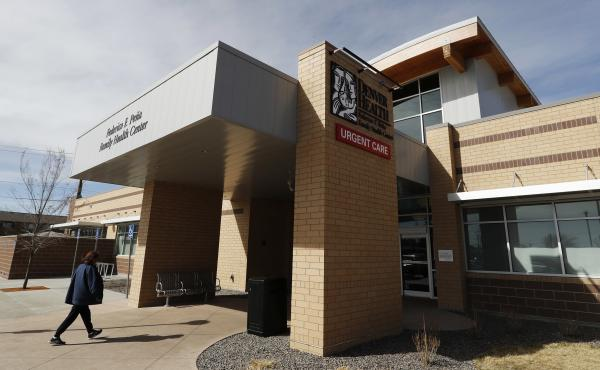 Denver Health Medical Center's primary care clinic is located in a low-income neighborhood in southwest Denver. The recent expansion of Medicaid, which serves low-income Americans as well as the elderly and people with disabilities, would be rolled back u