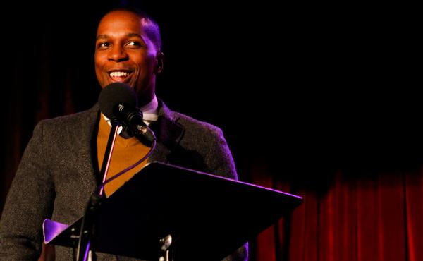 Leslie Odom Jr. on Ask Me Another.