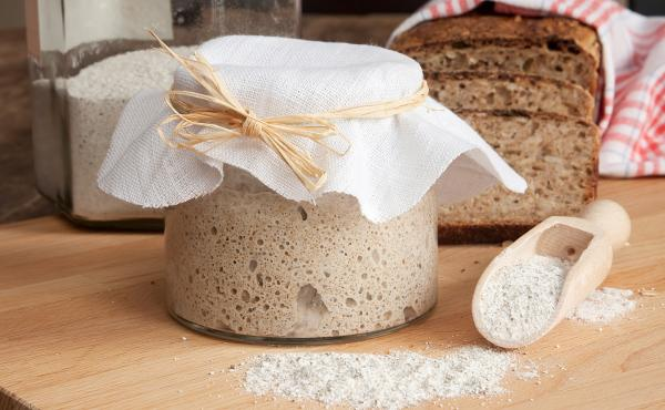 A batch of sourdough starter can live indefinitely, but it also requires a certain amount of care and feeding. In Sweden, bakers jetting off for vacation can leave their precious starters in the care of a sitter at the airport.