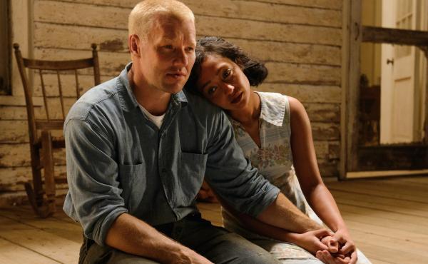 Joel Edgerton and Ruth Negga in Jeff Nichols' Loving.
