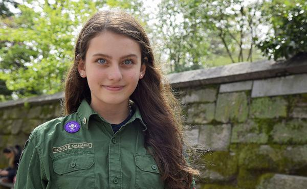Sydney Ireland has been an unofficial member of Boy Scout Troop 414 in Manhattan since she was a little girl. She wants to become an Eagle Scout, but girls aren't allowed to earn merit badges.