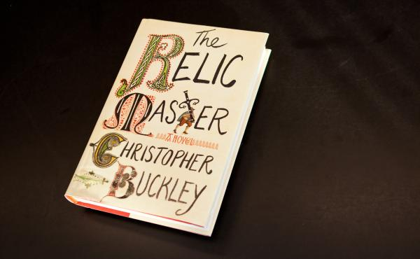 The Relic Master, by Christopher Buckley.