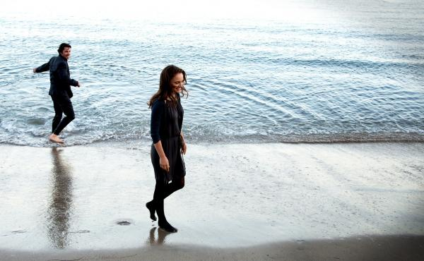 Christian Bale stars as Rick and Natalie Portman as Elizabeth in Terrence Malick's drama Knight of Cups.