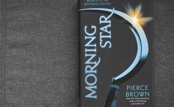 Morning Star by Pierce Brown.