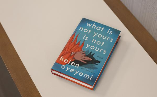 What Is Not Yours Is Not Yours, by Helen Oyeyemi