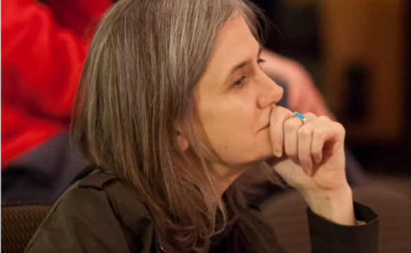 The Morton County States Attorney's Office is still reviewing the case to determine whether it will file different charges against Amy Goodman.