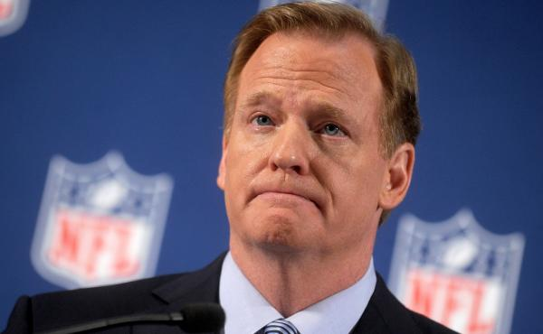 """NFL Commissioner Roger Goodell admitted last September that he """"got it wrong"""" when it came to handling the recent Ray Rice incident, pledging that he will get it right."""