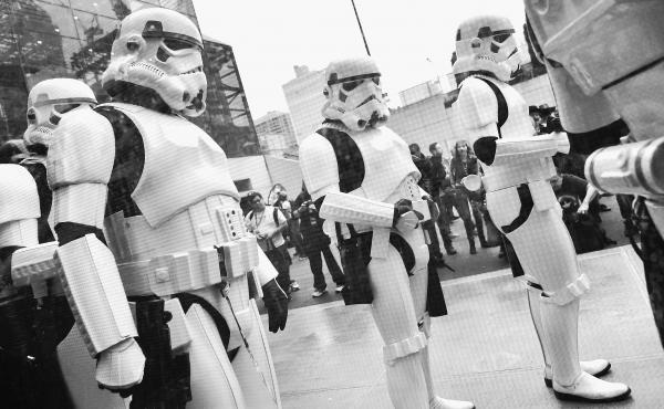 Star Wars has devoted fans who dress up like their favorite characters, but now Lucasfilm, the film's parent company, is saying the New York Jedi and Lightsaber Academy went too far. Lucasfilm filed a lawsuit in which it noted that the academy's logos wer