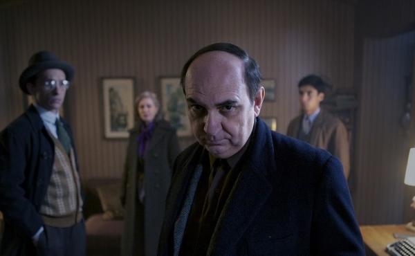 Luis Gnecco as Pablo Neruda in Pablo Larrain's Neruda.