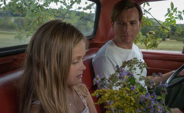 Ewan McGregor and Hannah Nordberg play a troubled father and daughter in American Pastoral.