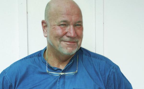 Author Randy Wayne White