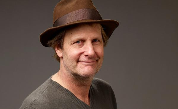 Jeff Daniels poses for a portrait at the Film Lounge Media Center during the 2009 Sundance Film Festival on Jan. 18, 2009, in Park City, Utah.
