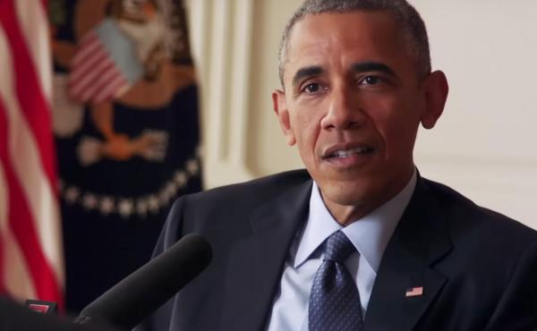 President Obama in an interview with NPR's Steve Inskeep