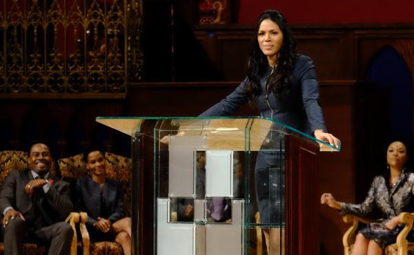 Merle Dandridge stars as Grace Greenleaf, who returns to her family's megachurch after 20 years away — and gets caught up in a swirl of secrets and lies.