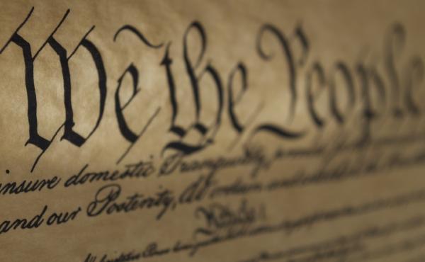 The United States Constitution.