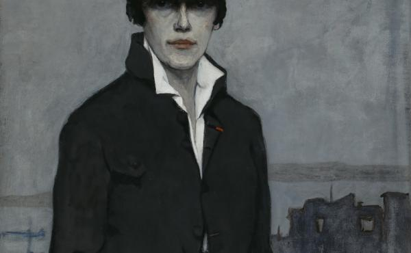 A wealthy American living in Paris, Romaine Brooks had the freedom to paint whatever and however she wanted. Don't let her sober, 1923 Self-Portrait fool you — Smithsonian curator Virginia Mecklenburg says in the 1910s and 1920s, Brooks and her circle o