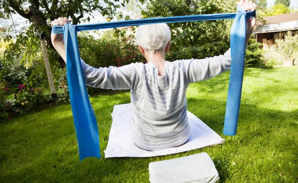 Getting stronger before surgery has been shown to help cancer patients do better long term.
