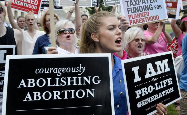 The Planned Parenthood undercover videos helped intensify calls around the country for states to cut the organization's funding.