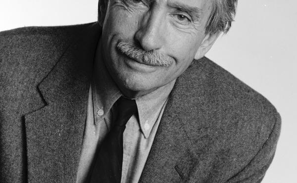Albee, shown here in 1995, won Pulitzer Prizes for A Delicate Balance, Seascape and Three Tall Women and Tony awards for Who's Afraid of Virginia Woolf? and The Goat, or Who Is Sylvia?